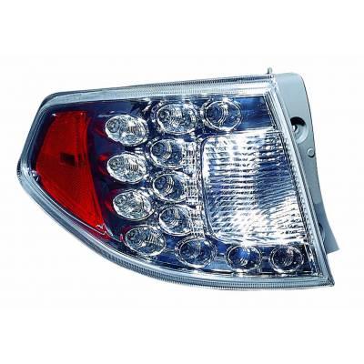 SUBARU 84912FG030 Фонарь задний левый для Impreza 5-doors (08+)