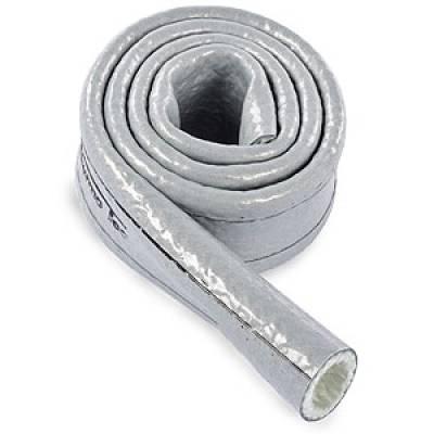 """Thermo-Tec Термоизоляция шлангов и проводки с силик. покрытием 3 ft. 1"""" Серебро"""