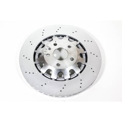 VAG Оригинальные передние тормозные диски для Audi TT-RS (8J) (370 мм) (2шт)