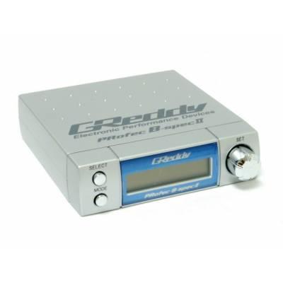 GREDDY 15500210 BSpec II Буст-контроллер серебр.