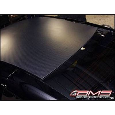 AMS ALP.07.15.0004-2 Nissan GT-R CF roof - 2x2 Twill Matte finish - with antenna indent