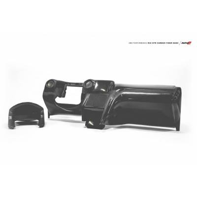 AMS ALP.07.15.0027-1 ALPHA Performance R35 GT-R Carbon Fiber Dash