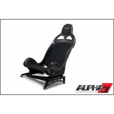 AMS ALP.07.11.0104-1 NISSAN GT-R Tillett Carbon Fiber Race seat with ALPHA Logo