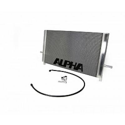 AMS ALP.19.012.0002-1 ALPHA Радиатор охлаждения ДВС для MERCEDES-BENZ CLA45 AMG