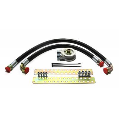 CRP  Установочный комплект для масляного радиатора 10AN  (без радиатора)