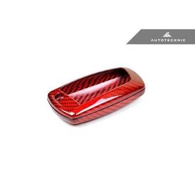 AUTOTECKNIC ATK-BM-0001-RC Корпус ключа зажигания (красный карбон) для BMW