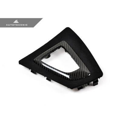AUTOTECKNIC ATK-BM-0169 Накладка на консоль ручки КПП (Carbon) для BMW F22 2-Series / F87 M2