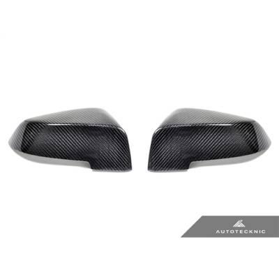 AutoTecknic Карбоновые корпусы зеркал для BMW 5/6/7-Series F07/F10/F12/F13/F01/F02 (2013+)
