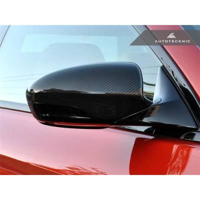 AutoTecknic  Карбоновые корпусы зеркал для BMW M5/M6  F10/F12/F13