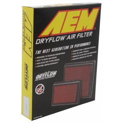 AEM воздушный фильтр в штатное место для Honda Pilot/Ridgeline/Odyssey/Acura MDX V6 3.5L (2015+)