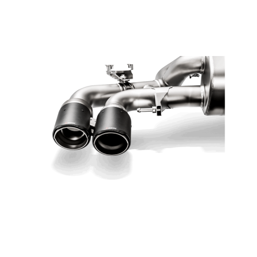 AKRAPOVIC Карбоновые Насадки для BMW M5 (F90)