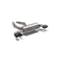 AKRAPOVIC Титановая Выхлопная система (задняя часть) для BMW Z4 M40i G29