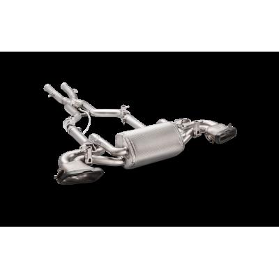 AKRAPOVIC Выхлопная система Evolution Line (Titanium) для Mercedes AMG GT/GTS (C190)