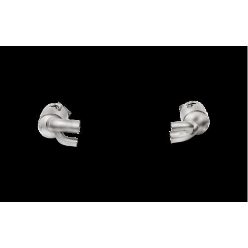 AKRAPOVIC даунпайпы с катализаторами для PORSCHE 991.2 Carrera S/4/4S/GTS  (2017+)