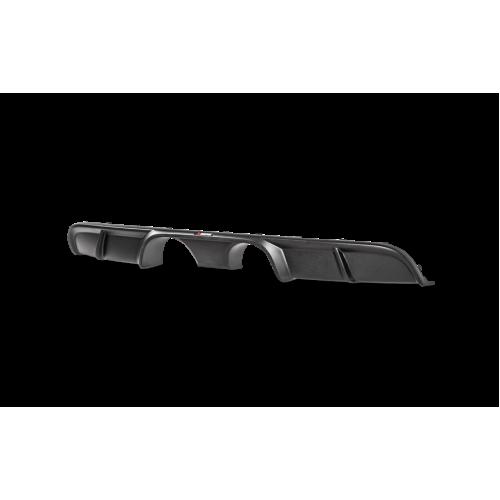 Akrapovic Задний карбоновый диффузор для Porsche 991.2 Carrera S/4/4S/GTS  (2017+) (матовый)