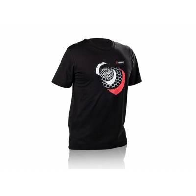 AKRAPOVIC 801752 Футболка мужская Lifestyle Mesh Black S