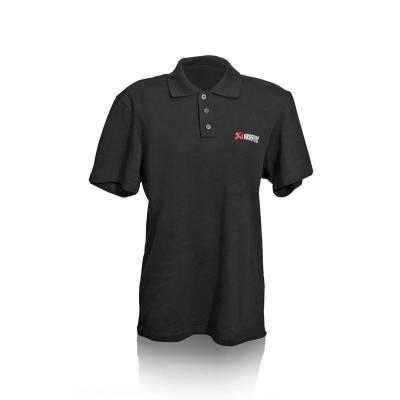 AKRAPOVIC 801635 Поло мужское AKRAPOVIC Logo black M