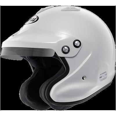 ARAI 217-011-03 Шлем для автоспорта GP-J3, открытый, FIA, белый, р-р M
