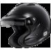 ARAI 217-016-04 Шлем для автоспорта GP-J3, открытый, FIA, черный, р-р L