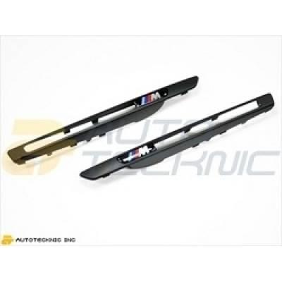 AutoTecknic накладки на поворотники для BMW E71 X6M (матовые черные)