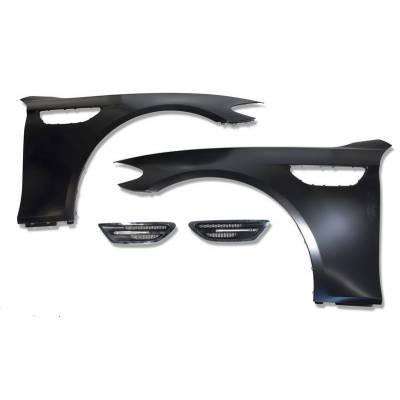 Передние крылья M5 style для BMW 5-series F10