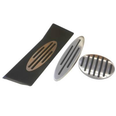 Накладки на педали для Mini Cooper  (акпп)