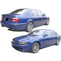Аэродинамический обвес M5-style для BMW 5-series E39