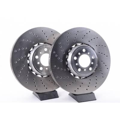 BMW оригинальные задние тормозные диски для BMW X5M/X6M (F85/F86)