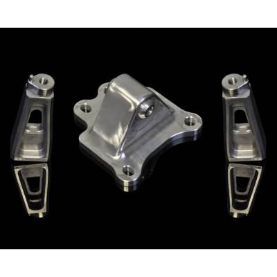 BOOSTLOGIC 02010802 К-т подушек двигателя для NISSAN GT-R R35