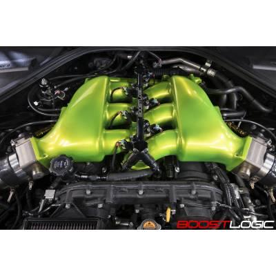 BOOSTLOGIC Впускной колектор Upper and Lower для Nissan GTR R35