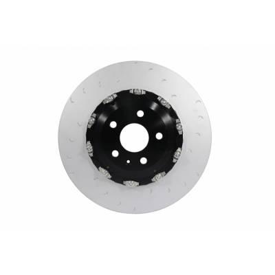 DC Brakes передние составные тормозные диски для Audi RSQ3 (365x34mm)