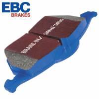 EBC Bluestuff Задние тормозные колодки для Nissan GTR R35/AUDI R8/Gallardo/Murcielago