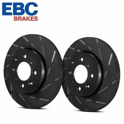 EBC Ultimax задние тормозные диски для VW Golf 5-6GTi/Audi A3 8p/Q3/Leon FR/Octavia RS A5 (286x12mm)