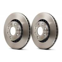 EBC Standard передние тормозные диски для Mazda 6 (GJ)/ CX-5 (2013+) (297х28mm)