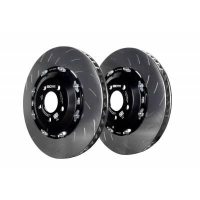 EBC Передние составные тормозные диски для VW Golf 7R/S3/TTS/Octavia RS/Leon Cupra (2012+) (340x30mm)