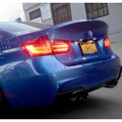 DUKE DYNAMICS Крышка багажника для BMW F30 CSL (FRP)