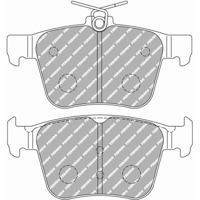 FERODO FCP4697H DS2500 Задние тормозные колодки для VW Golf 7 GTI, Golf 7 R, Audi S3 (8V)