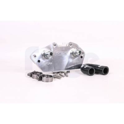 FORGE FMOC3 Oil Cooler Adapter Plate AUDI S4 3.0T Supercharged