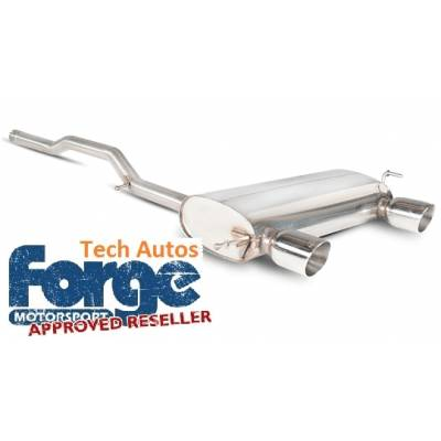 FORGE FMEXMK1TT SCORPION RESONATED CAT BACK EXHAUST FOR THE MK1 AUDI TT 225 Audi