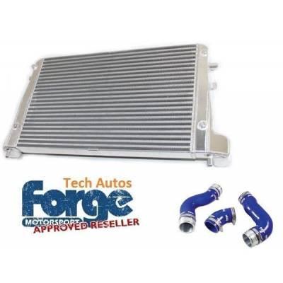 FORGE Интеркулер для VW Golf 5-6 R-GTi/Scirocco/Audi A3 (8P)/Octavia (A5)/Leon (1.8-2.0L)