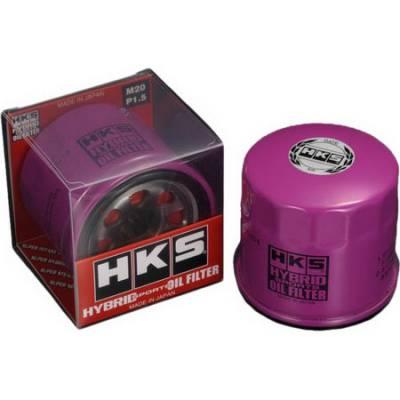 HKS Фильтр масляный (MITSUBISHI, SUBARU, MAZDA, NISSAN GTR R35, HONDA)