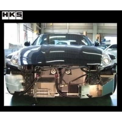 HKS 27002-AN001 К-т масляного радиатора для NISSAN 370Z