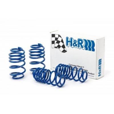H&R пружины для BMW 3/4-series F30/F32 (полный привод)
