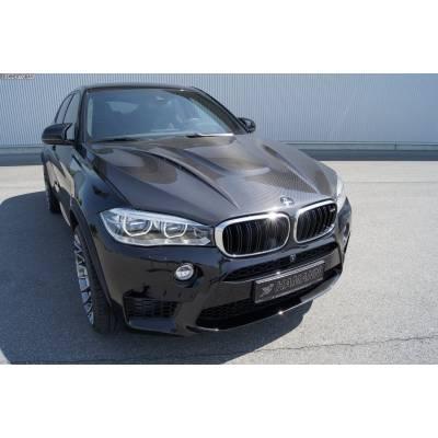 HAMANN-style Капот для BMW X6/X6M (F16/F86) (карбон)