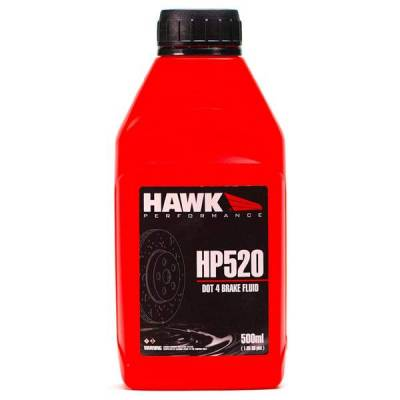 Hawk Performance HP520 Тормозная жидкость DOT 4 (260°C) (0.5L)