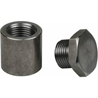 INNOVATE 3838 Гайка 2.5см с заглушкой для установки лямбда зонда (сталь)