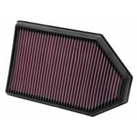 K&N воздушный фильтр в штатное место для Dodge Challenger/Charger/Chrysler 300c  3.6/5.7/6.2/6.4L