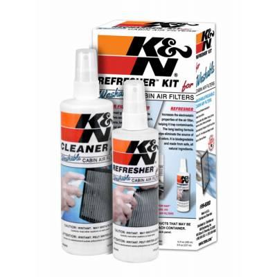 K&N 99-6000 Комплект чистки салонного фильтра