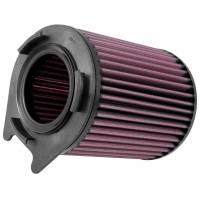 K&N воздушный Фильтр в штатное место для Mercedes A45/CLA45/ GLA45 AMG