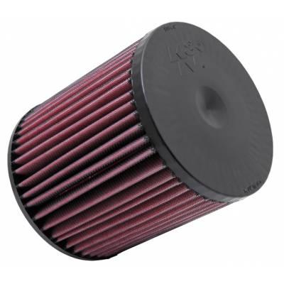 K&N воздушный фильтр в штатное место для Audi A8 (D4) 3.0/4.0/4.2
